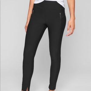 Athleta Stellar Tight, Black, Regular S
